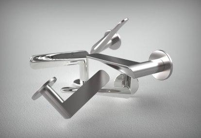 HB100 Series, Door and Window Handles, for Frost.dk, 2009
