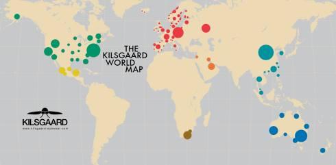 Kilsgaard Map 2014