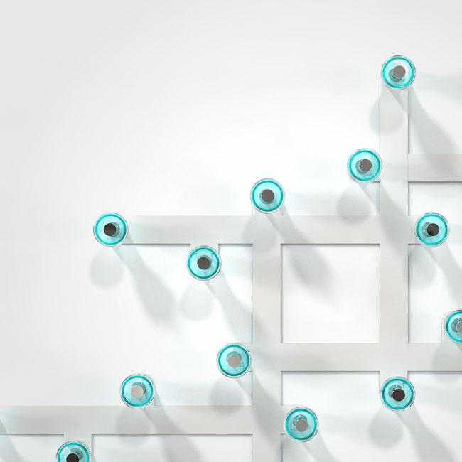 Blossom Wardrobe System for Frost.dk 2010