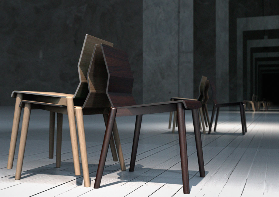 Stackable Chair 2011