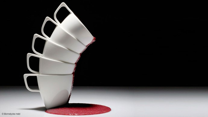 TABL S1, Tableware series for Bent Brandt A/S, 2008 - by Bonnelycke mdd