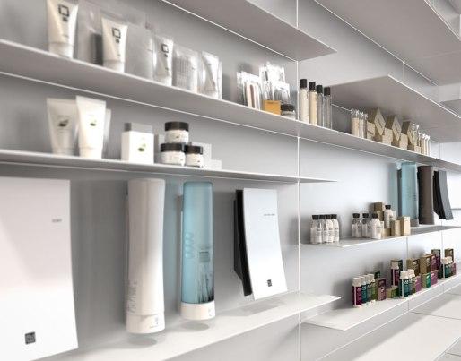 UNU Shelf and Wardrobe System for Frost.dk 2009