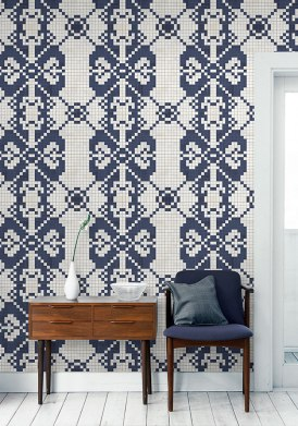 Zilmers Nordic Antique Wallpaper ZNA-002-S-DB