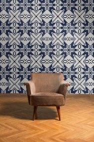 Zilmers Nordic Antique Wallpaper ZNA-009-S-DB