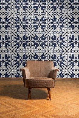 Zilmers Nordic Antique Wallpaper ZNA-009-S-DB