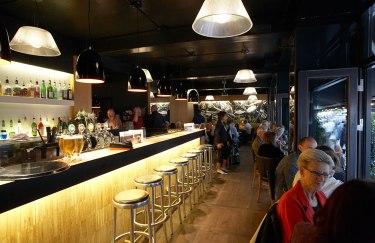 Interior Design, Café Viggo, 1996