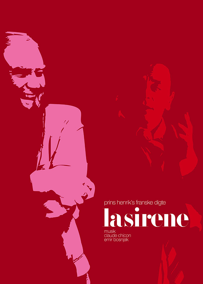 La Sirene Album Poster, 2012
