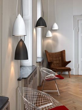 Mystic, pendants for Nordlux A/S 2014
