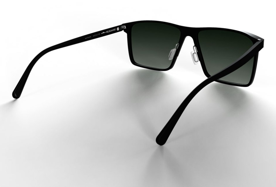 Suns Model 9 for Kilsgaard Eyewear, 2013