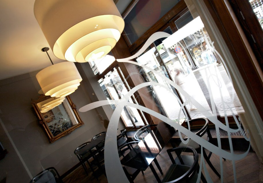 Interior Design, Café Mathisen, 2006