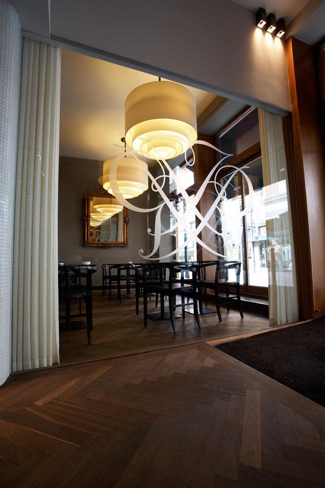Interior Design, Café Mathisen, 2006