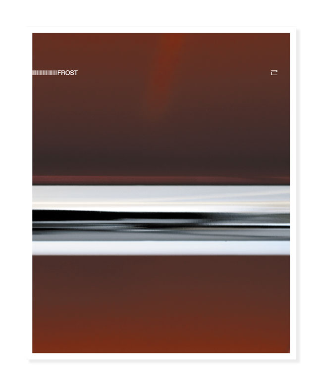 Book 2 for Frost A/S, Hardware Catalogue, 2007