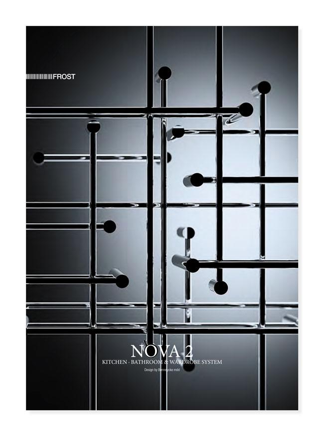NOVA2 brochure for Frost A/S, 2013