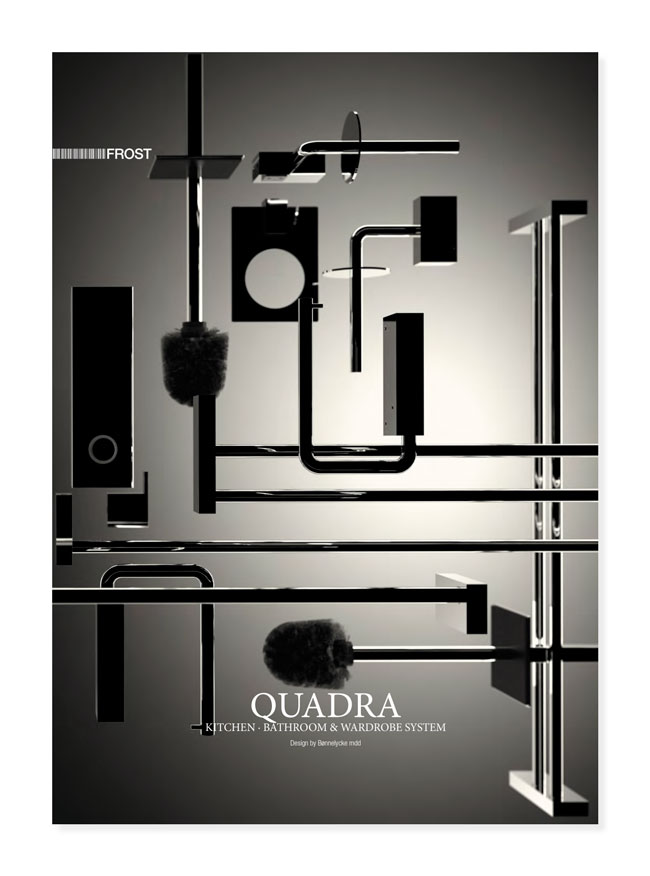QUADRA brochure for Frost A/S, 2013