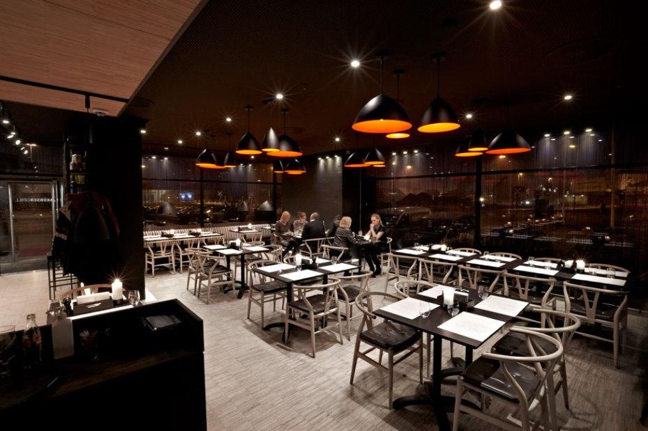 Interior Design, Jakobsen Grill, 2011