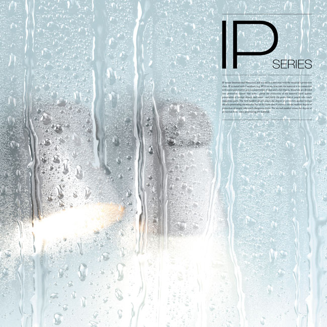 IP Series, bathroom lamps, for Nordlux 2013