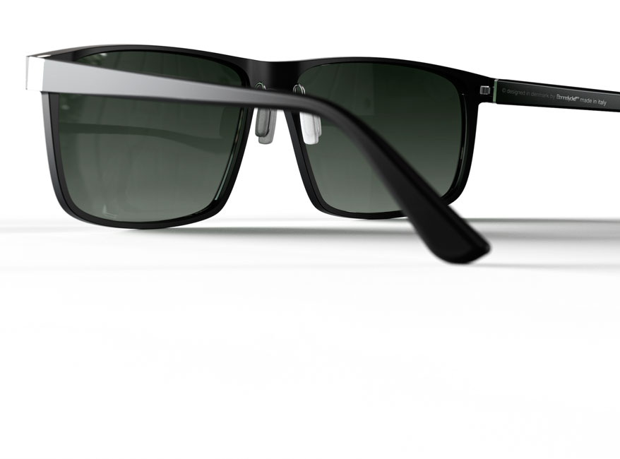 Suns Model 1 for Kilsgaard Eyewear, 2011