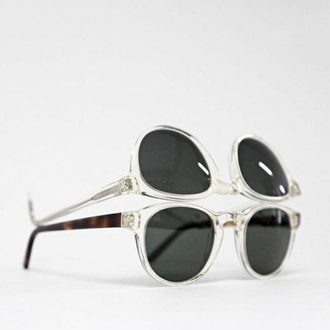 Suns Model 103 for Kilsgaard Eyewear, 2011