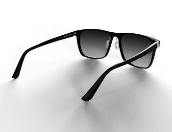 Suns Model 2 for Kilsgaard Eyewear, 2011