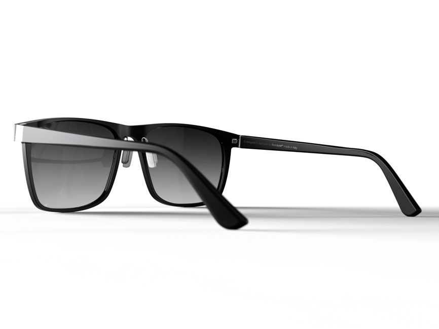 Suns Model 2 for Kilsgaard Eyewear, 2011