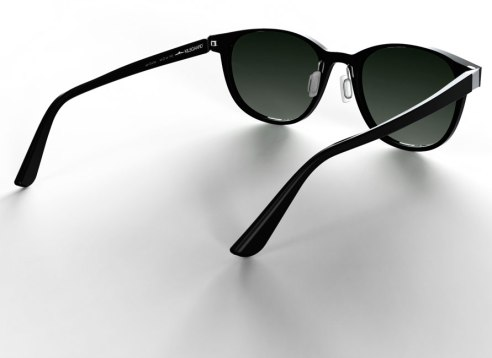 Suns Model 3 for Kilsgaard Eyewear, 2011