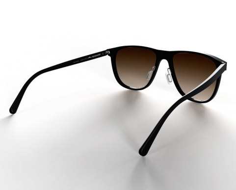Suns Model 4 for Kilsgaard Eyewear, 2012