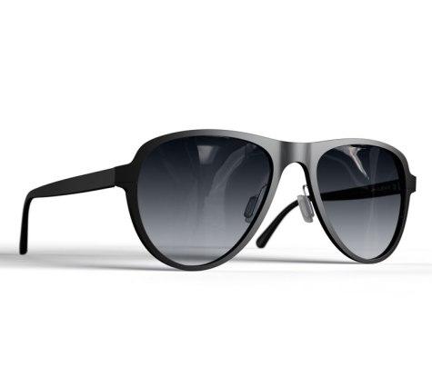 Suns Model 6 for Kilsgaard Eyewear, 2012