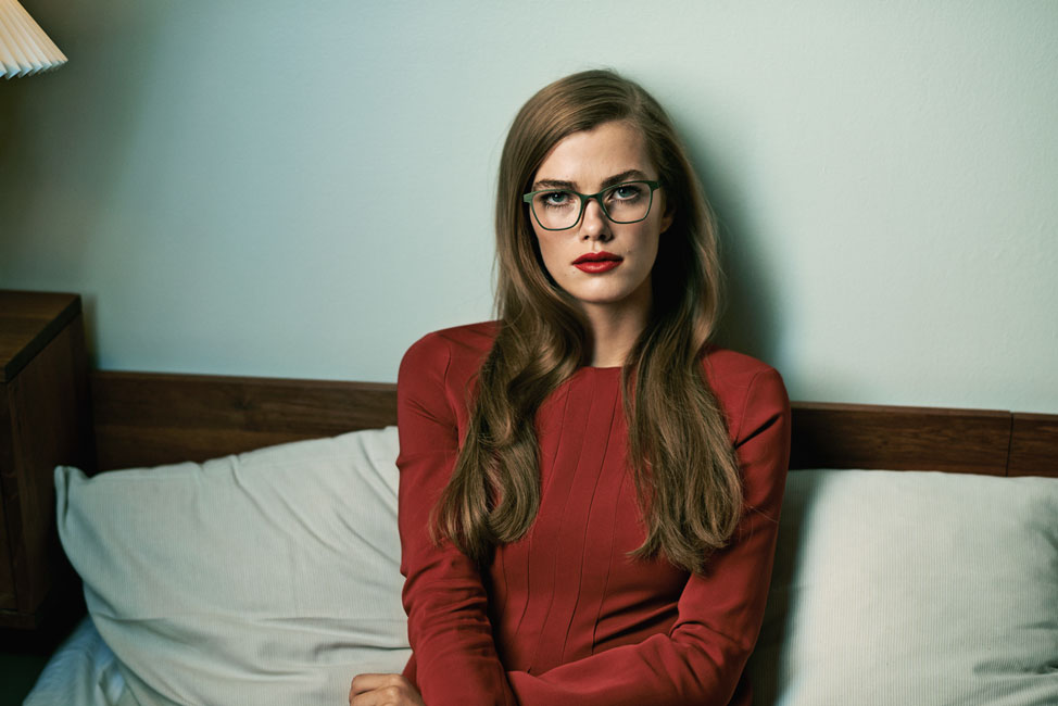Model 69 for Kilsgaard Eyewear, 2014