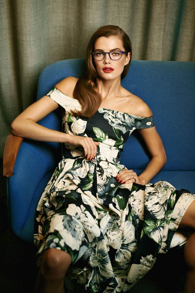 Model 75 for Kilsgaard Eyewear, 2014