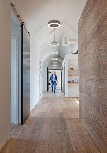 Hallway, Seismonaut 2014, Photo: Morten Fauerby