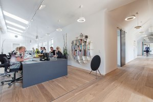 Work Space, Seismonaut 2014, Photo: Morten Fauerby