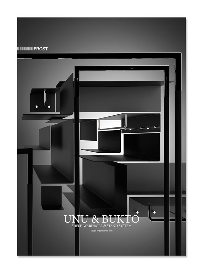 UNU & BUKTO catalogue for Frost A/S, 2014