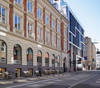 Scandic Aarhus City, 2012