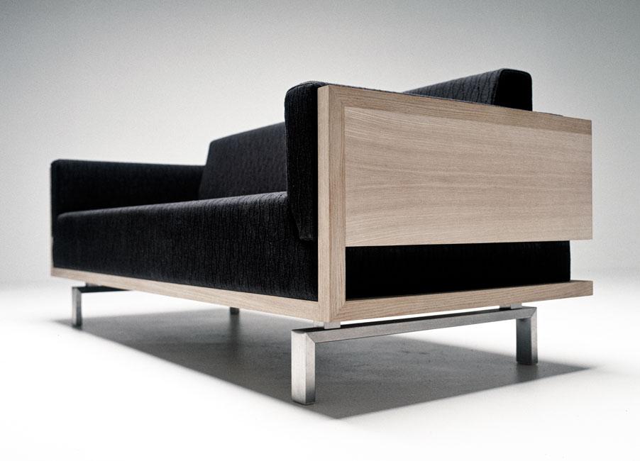 Captivating Slot Back Sofa 110, For Andersen Furniture, 2000