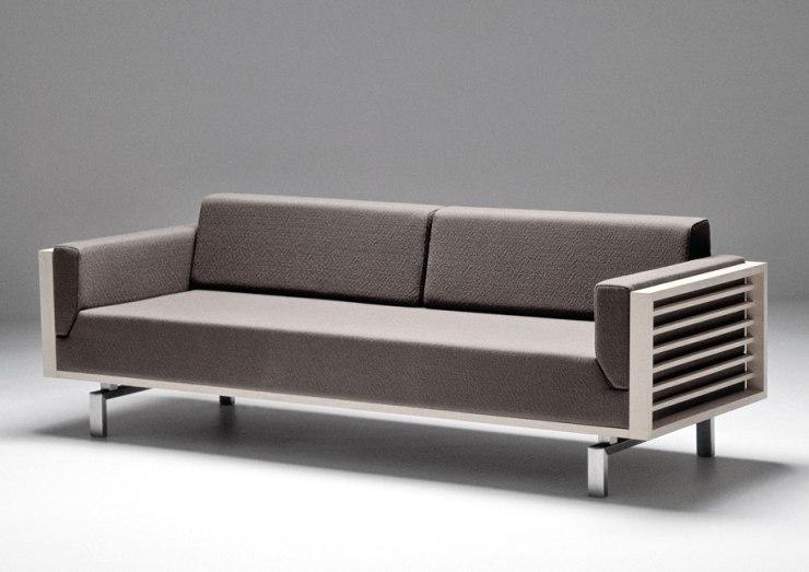 Spoke-Back Sofa 125, for Andersen Furniture, 2000