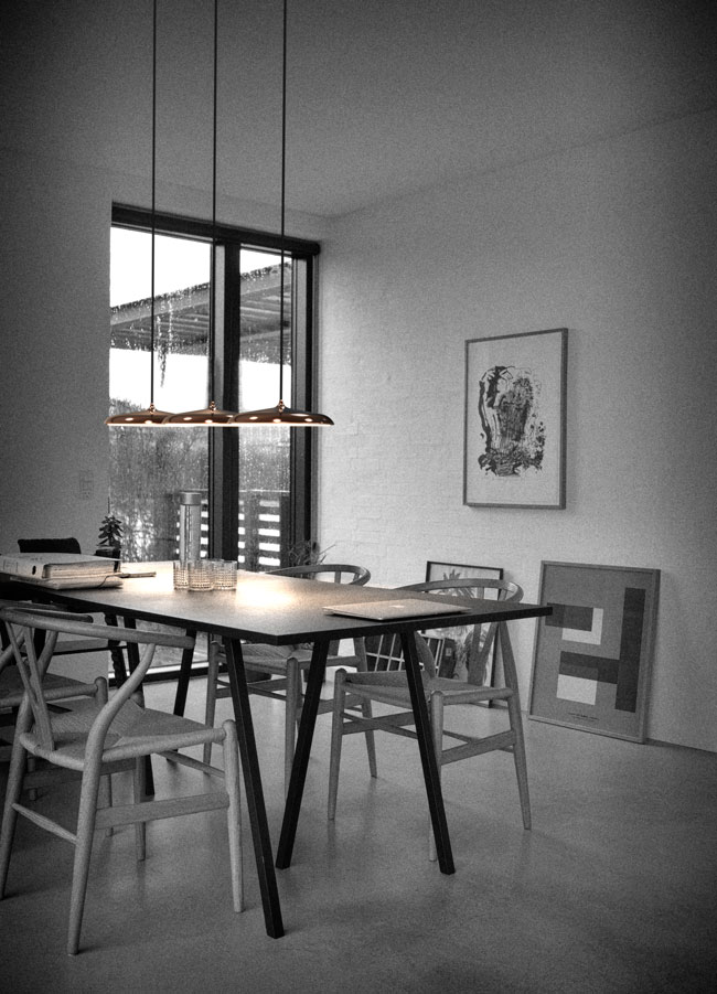 ARTIST 250, pendants for Nordlux A/S 2015