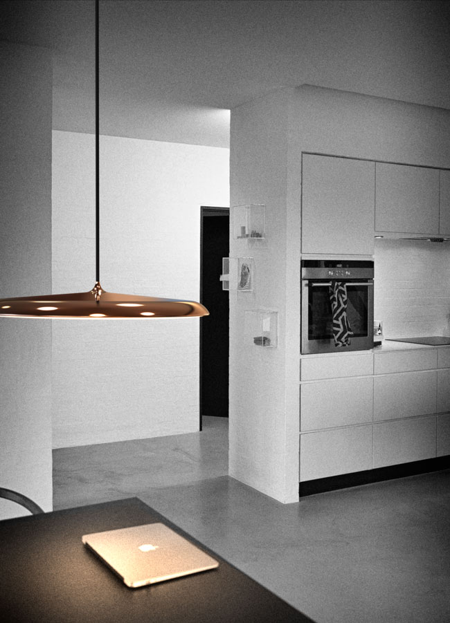 ARTIST 400, pendant for Nordlux A/S 2015