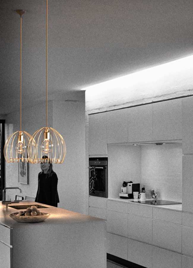 CAGE, pendant for Nordlux A/S 2015