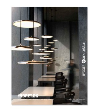 Byggeri+Arkitektur #63, Spring 2015 featuring Bonnelycke mdd