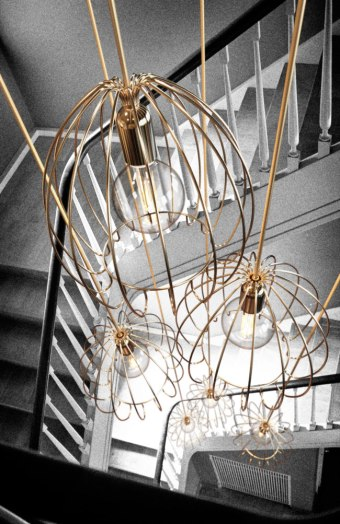 CAGE Pendant, for Nordlux A/S 2015