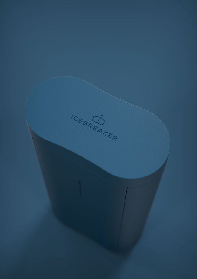 IceBreaker Ice Cube Dispenser 2015