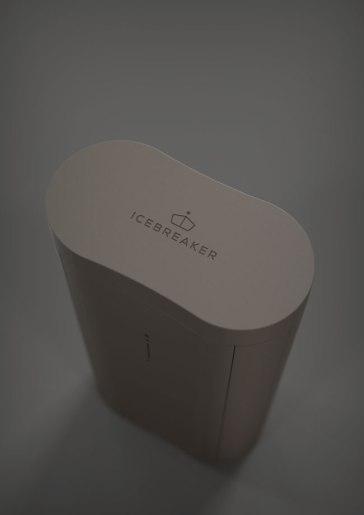 IceBreaker Ice Cube Dispenser 2015