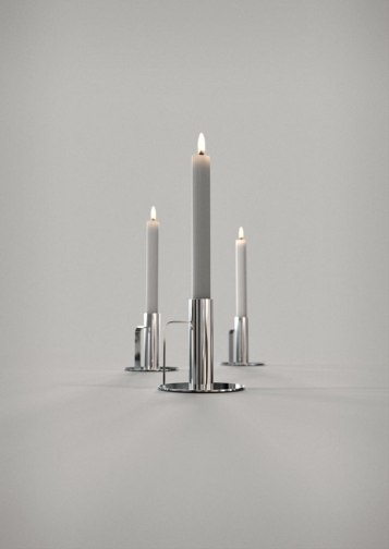 SIGNATURES Candleholders, 2015