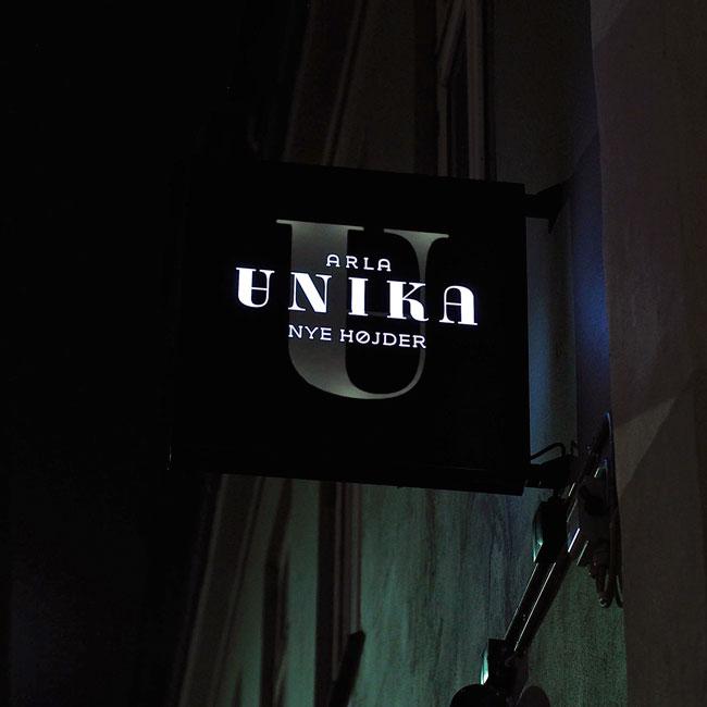Arla Unika, 2015
