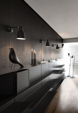 PATTON, pendant, wall and floor lamp series for Nordlux A/S 2016