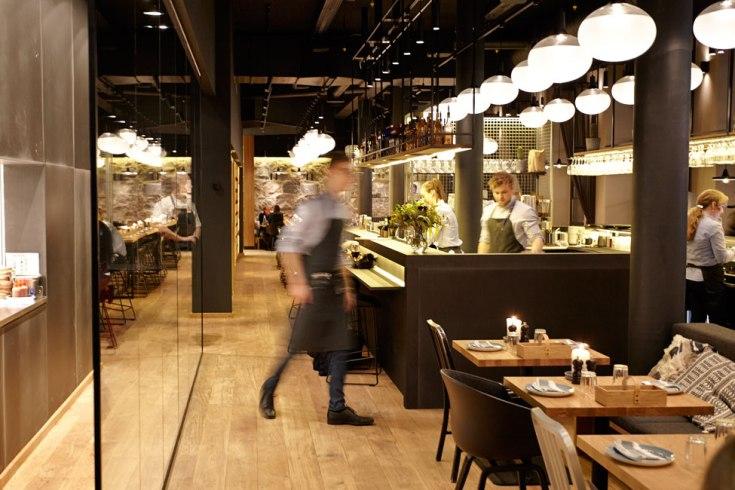Rømer Restaurant Interior 2017