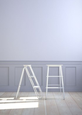 BUKTO, Step Ladder for Frost A/S 2018